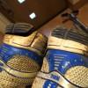 ジョギングシューズで山道を歩いたら靴底がもげた!!