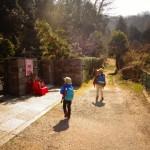 子供と一緒に能勢妙見山に挑戦!春の陽気がポカポカと気持ちよい一日だったよ!