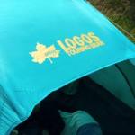 テントの日干しも兼ねて、バーベキューOKな広場で簡単アウトドアを楽しんできたよ!