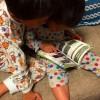 マインクラフトPE版の日本語パーフェクトガイドが発売されたよ!子供たち大喜びで読んでます