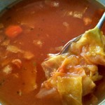 無印の食べるスープ、5種野菜のミネストローネを買ったよ!カロリー低めでダイエット食にもイイ!もちろんアウトドアにも!