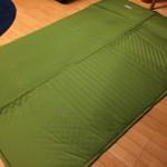 これで快適テント泊!コールマンのインフレータブルマット(ダブルサイズ)を買ったよ!