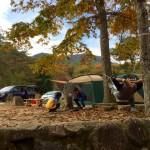 2015キャンプ納め?自然の森ファミリーオートキャンプ場に行ってきたよ!めちゃめちゃ楽しかった!…雨が降るまでは。