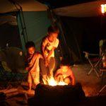 自然の森ファミリーオートキャンプ場へ。家族水入らずの楽しいファミリーキャンプを満喫しました!