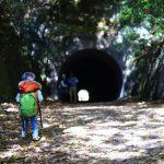 安全性が増した武田尾廃線敷へ。子供連れで紅葉ハイキングを楽しめます!