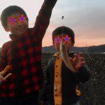 笠岡の神島外浦漁港でファミリーフィッシング!キスとウミタナゴを釣ったよ!