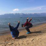 マイアミ浜のマイアミケビン泊で琵琶湖を満喫してきたよ!